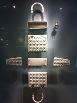 Dior bag -luxury inside as well as out
