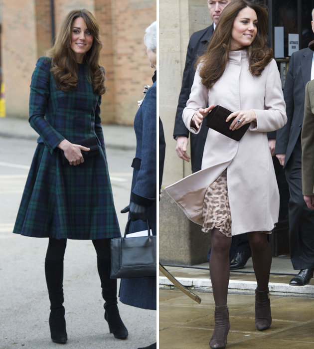 Kate Middleton Pregnant Clothes