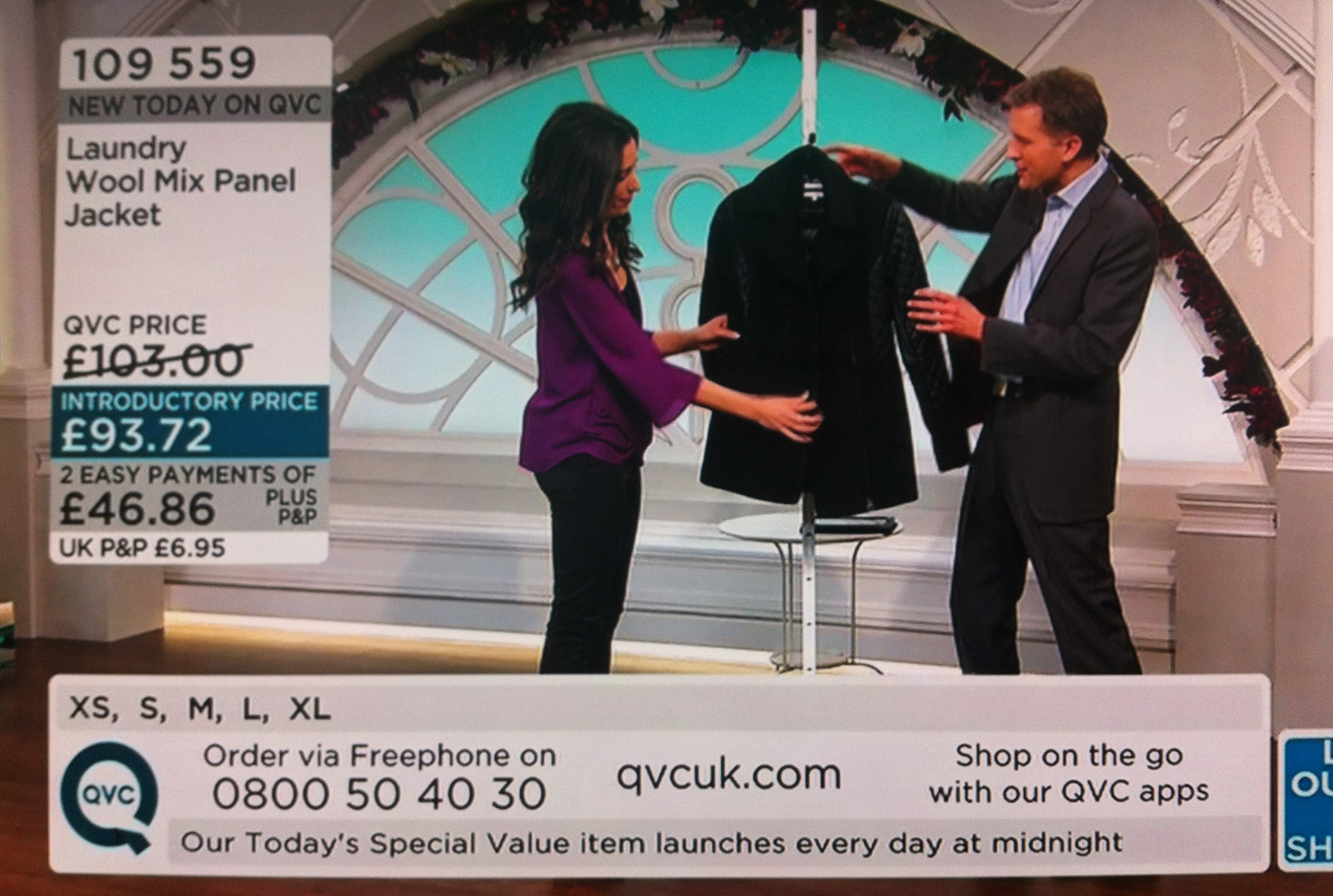 my day presenting on qvc | alex willis-bray